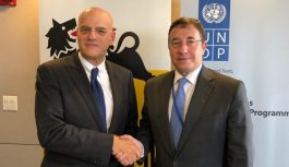 Sustainability: Eni and UNDP to promote sustainable energy and SDGs in Africa