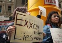Global Markets: New York Sues ExxonMobil For Investor Fraud