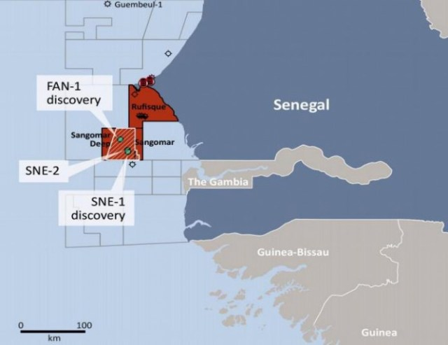 Africa Oil & Gas: Development, Exploitation Plan submitted