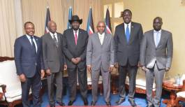 Africa Oil & Gas: South Sudan Strengthens Cooperation with African Countries