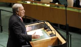 """Sustainability: """"We are losing the race on climate change"""" – UN chief Antonio Guterres"""
