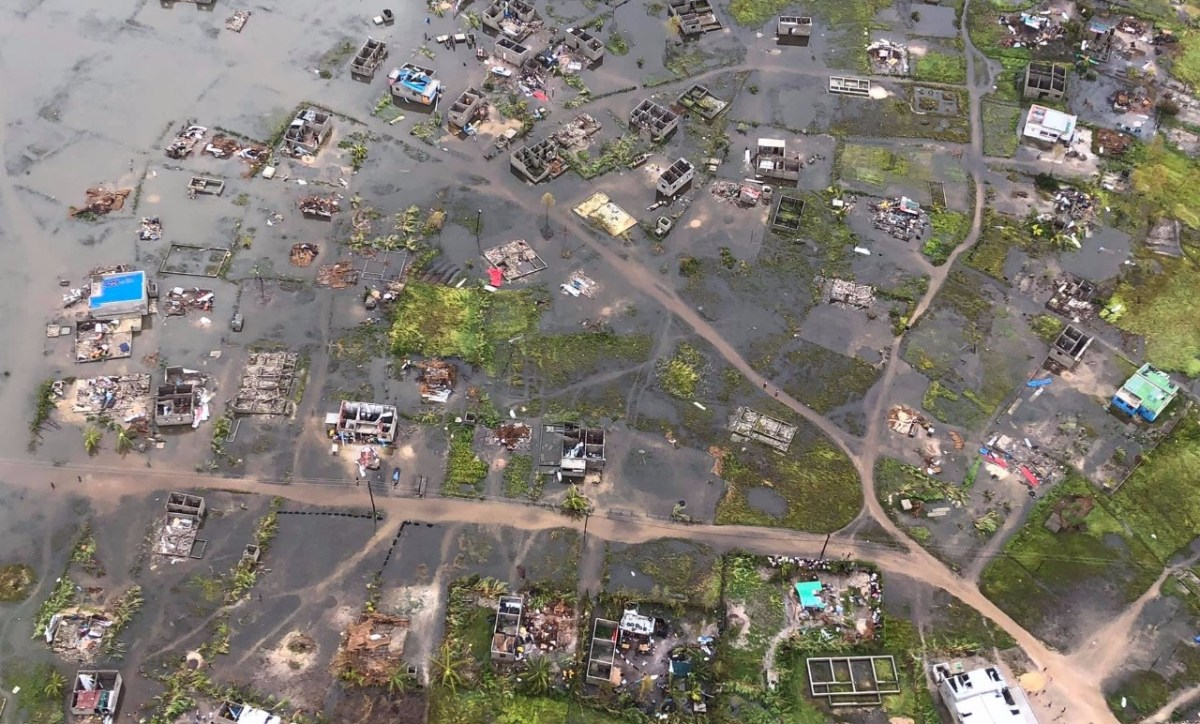 Mozambique: Exxon, Anadarko donate to cyclone relief