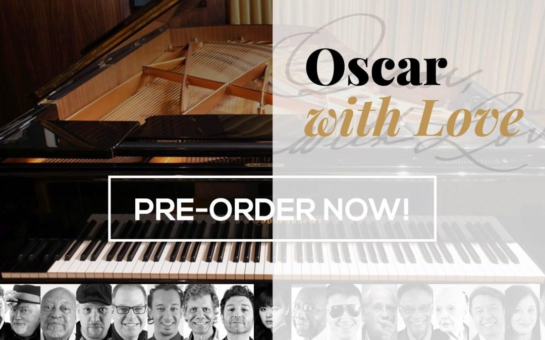 Oscar, With Love – O Álbum