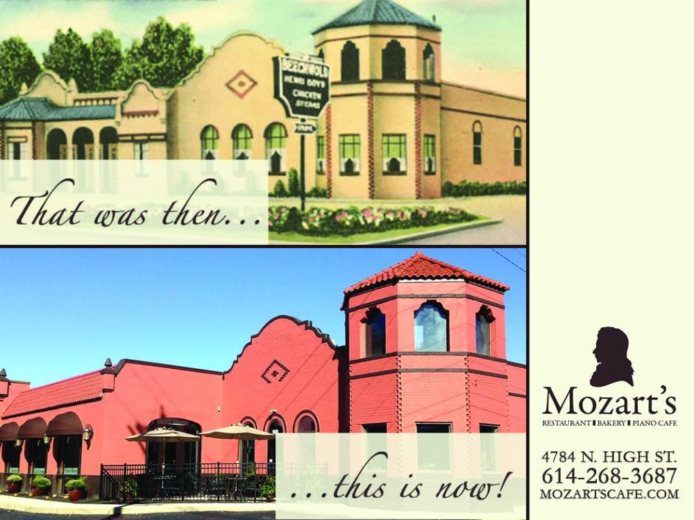 mozarts CM ad
