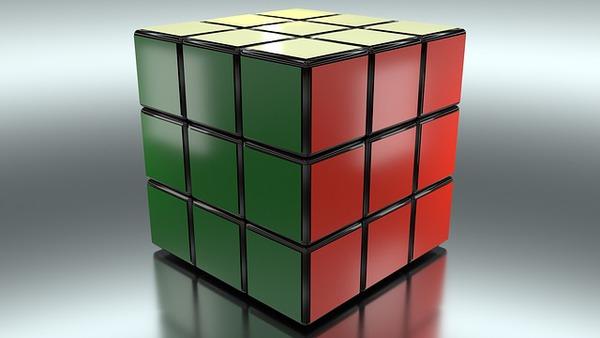 Mistrovství světa ve skládání Rubikovy kostky Brno open 2018