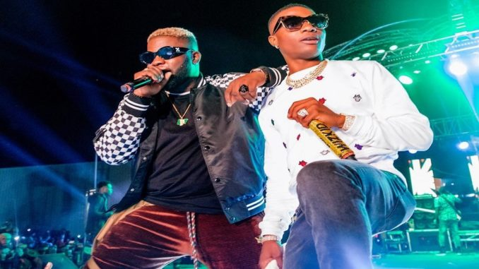 Skales feat. Wizkid – Sativa (Download mp3)