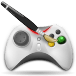 Actions games config theme icon