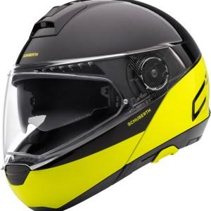 Schuberth  C4 Pro Swipe Yellow