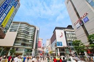 天神イメージ 写真提供:福岡市