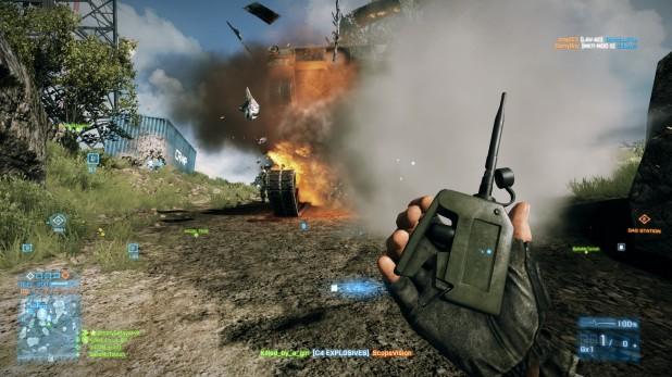 Homemade Real Life Battlefield 3 C4 Detonator Accessory