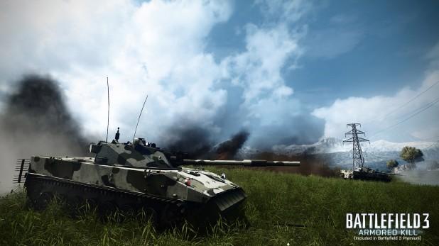 Battlefield 3 Premium Armored Kill Event Starts Tomorrow, September 28