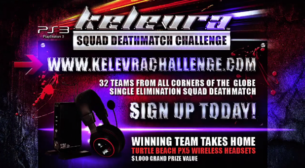 Kelevra Tactical Gaming Presents The Battlefield 3 Kelevra Squad Deathmatch Challenge on the PS3