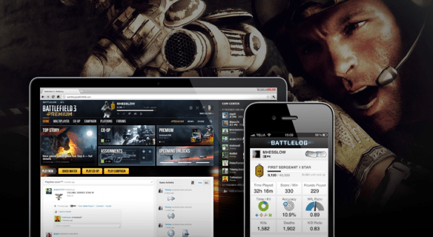 "Battlelog Developers Join EA to Focus on ""DICE, Battlelog and the Battlefield series"""