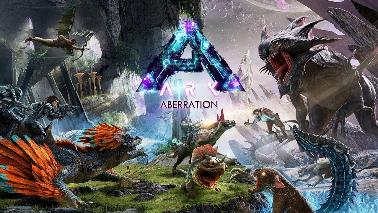 Ark Aberration DLC Is Now Live Heres Everything You Need