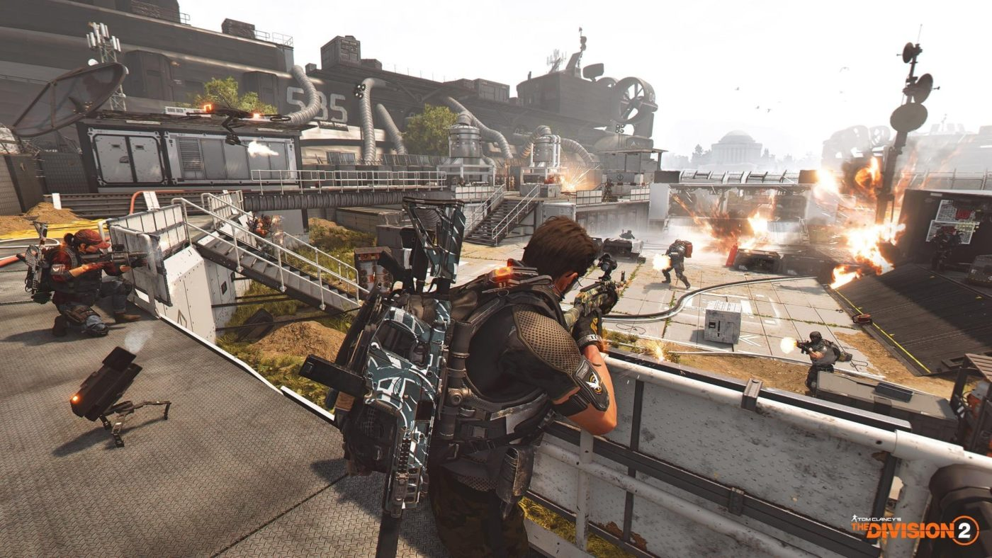 E3 The Division 2 New Roadmap For Year 1 Detailed
