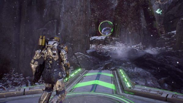 Anthem Update 1.60 Flies Out, Brings Icetide Season Content - MP1st