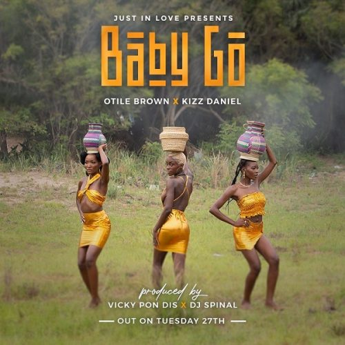 Otile Brown Baby Go Mp3 Download