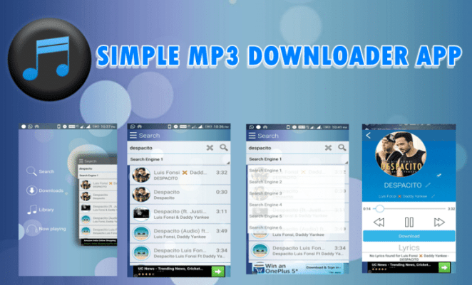 Simple Mp3 Downloader – Download Latest Version