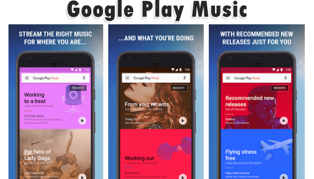 Download Google Play Music