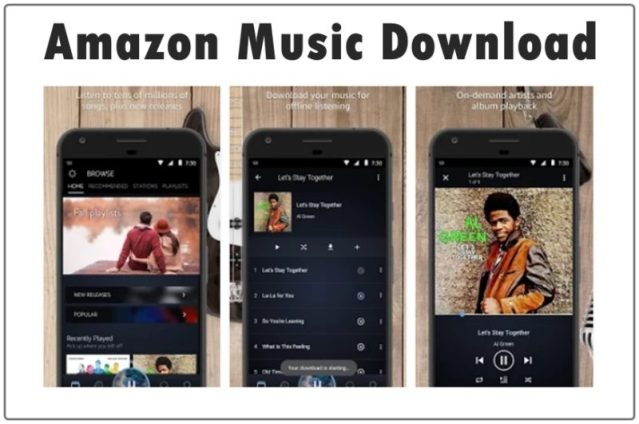 Amazon Music Download for Android Latest Version