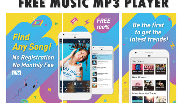 Free Music MP3 Player Download for Android