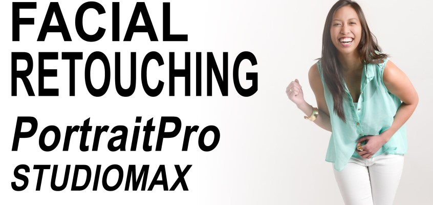 Facial Retouching Software | PortraitPro Studio Max