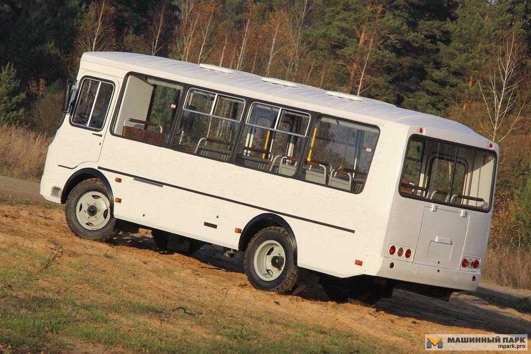 автобусы паз фото новые усилия желании