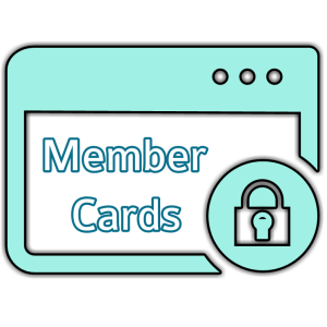 Member Cards Management System