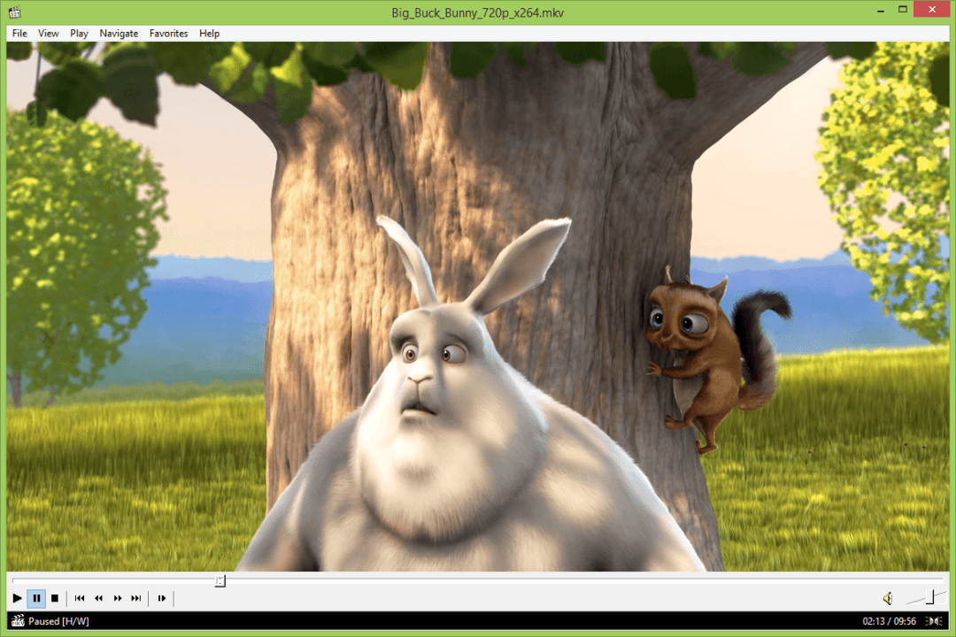Media Player Classic Home Cinema v1.7.10