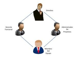 Diamante - Organizacional Matricial