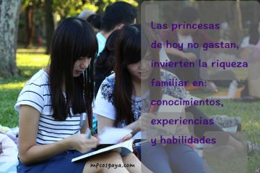 Princesas De Hoy