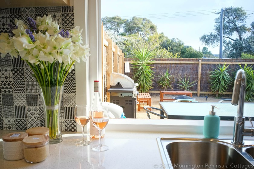 A family and pet friendly holiday house in Mornington Peninsula.