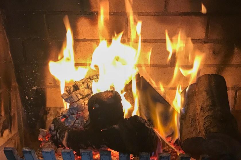 Fireplace firewood service