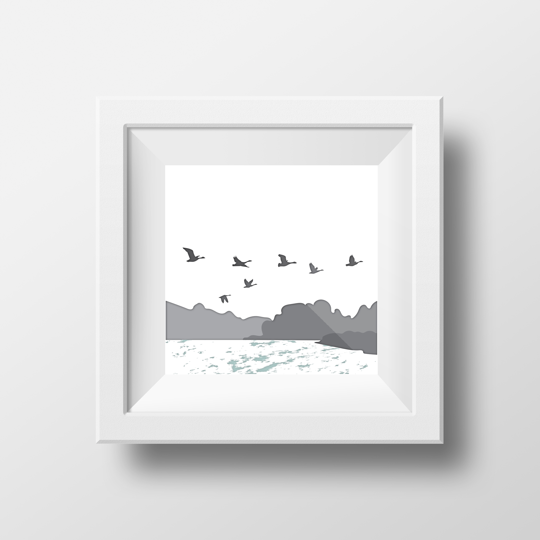 geese illustration