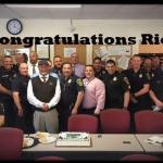 Congratulations Rick Pilz!