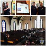Methuen Police Department Conducts Additional Active Shooter Response Training at First Baptist Church