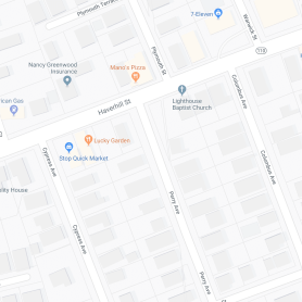 Perry Ave - Google Maps