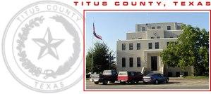 Titus County logo