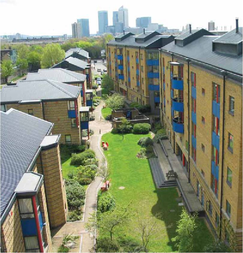 University Queen Mile End Campus London Mary