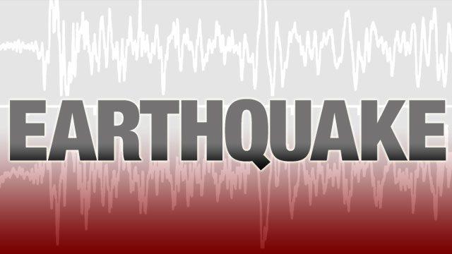 Earthquake Shakes Kenya