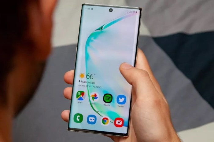 The Samsung Galaxy Note 10 And Its Price In Kenya