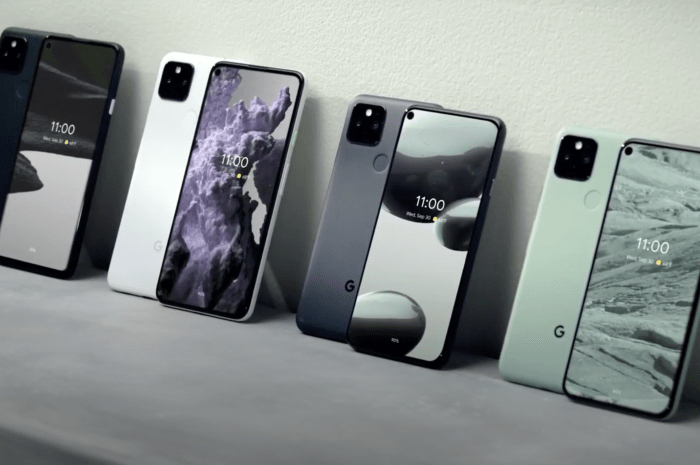 The Google Pixel 5 And Its Price In Kenya