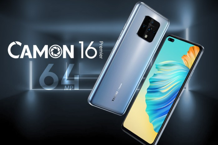 The Tecno Camon 16 Premier And Its Price In Kenya