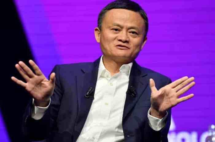 Billionaire Jack Ma Feared Missing