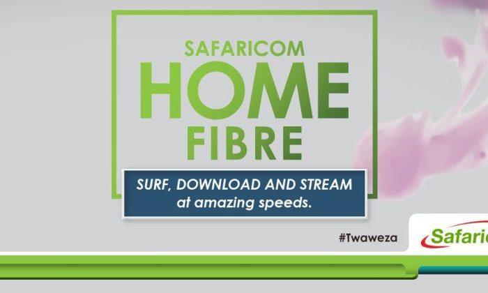 Safaricom Home Fibre Increased Internet Speeds Now Permanent