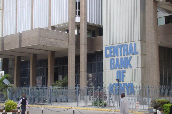 Central Bank Of Kenya Gets 23.3 Billion From Weekly T-Bills Auction