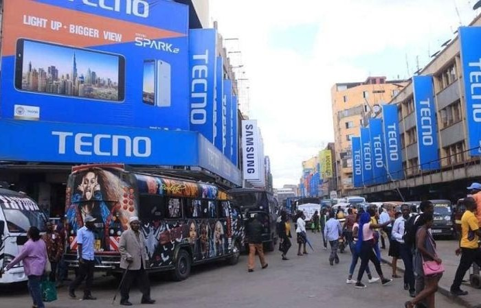 Luthuli Avenue Now(And Benefits to Businesses and People In Kenya)