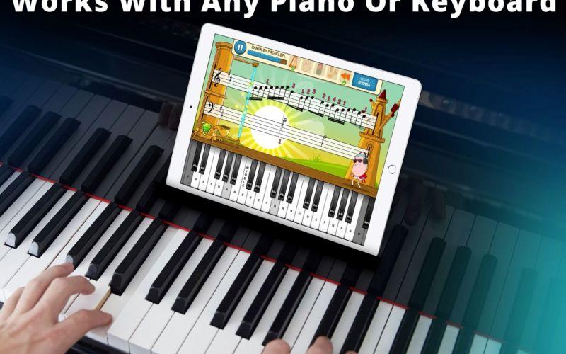 Piano Maestro app by JoyTunes