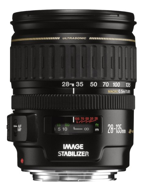 Canon EF 28-135mm F3.5-5.6