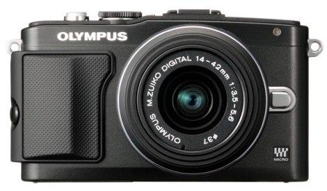Olympus PEN E-PL5 14-42